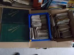 Enorme Lot De Chromos (plus De 4000) Et De Decoupis Plus De 2000, Liebig, Album Felix  Potin Voir Les Photos - Chromos