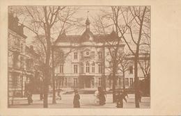 CPA - Belgique - Brussels - Bruxelles - St-Josse-ten-Noode - Maison Communale - St-Joost-ten-Node - St-Josse-ten-Noode