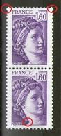 Mèche Supplémentaire Sur Paire N° 2060**_ 1 Plus Grand_2 Scans - 1977-81 Sabine Of Gandon