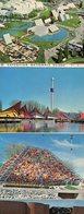 Lausanne - Carnet Avec 10 Vues (pas Des CP) De L 'exposition Nationale Suisse 1964 (dim 12x9cm) - VD Vaud