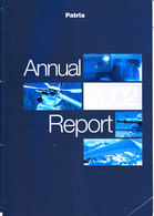 CA559 - PATRIA Annual Report 2002, Englisch, 48 Seiten - Books, Magazines, Comics