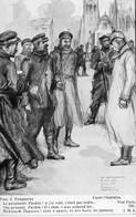 CPA Guerre 14 Fouqueray Prisonnier Pardon Si J'ai Volé D'après L'illustration - War 1914-18