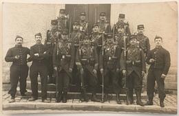 Militaria. Militaires. Soldats. 161e Régiment D'Infanterie. Baïonnette. Régiment Des Portes De Fer. - Régiments