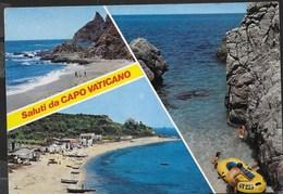 SALUTI DA CAPO VATICANO - VIAGGIATA 1986 - Saluti Da.../ Gruss Aus...