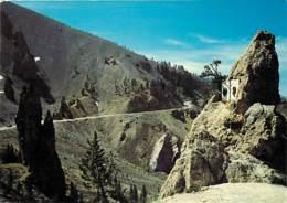 05 - Hautes Alpes - Col D'Izoard - La Casse Déserte - Monument élevé à La Mémoire De Louison Bobet Et De Fausto Coppi - - Frankrijk