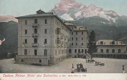 Cartolina - Postcard / Non Viaggiata - Unsent / Cadore, Hotel Des Dolomites. - Belluno