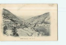 ABRIES - Vue Générale - 2 Scans - Autres Communes
