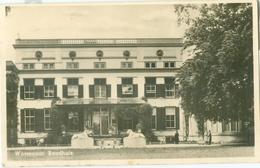 Wassenaar 1945; Raadhuis - Gelopen. (J. V.d. Hoek - Den Haag) - Netherlands
