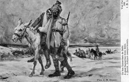 CPA Guerre Grande 14 Un Bon Samaritain De Delhi - Guerre 1914-18