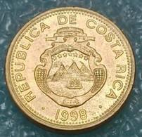Costa Rica 1 Colón, 1998 -1377 - Costa Rica