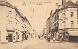 CPA - Belgique - Brussels - Bruxelles - St-Josse-ten-Noode - Rue Verbist - St-Joost-ten-Node - St-Josse-ten-Noode