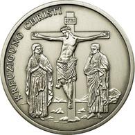 Allemagne, Médaille, Kreuzigung Christi, FDC, Silvered Bronze - Allemagne