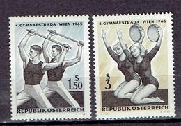Austria - Osterreich - Autriche 1220-1221 MNH - 1945-.... 2ème République