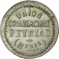 Monnaie, France, Union Commerciale, Peyriac, 5 Centimes, TTB, Aluminium - Monetari / Di Necessità