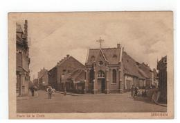 Izegem  ISEGHEM  Place De La Croix 1921 - Izegem