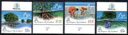 FIDJI Fiji 1271A/D Mangrove - Environment & Climate Protection