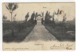 Hove , Chapelle H.S.Série N. N. 141 G HERMANS Anvers - Hove