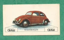 IMAGE CHOCOLAT CEMOI AUTO VOITURE VINTAGE WAGEN OLD CAR CARD  VOLKSWAGEN - Other