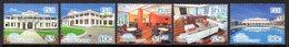 FIDJI Fiji 1279/83 Hôtels - Hotels, Restaurants & Cafés