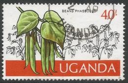 Uganda. 1975 Ugandan Crops. 40/- Used. SG 162 - Uganda (1962-...)
