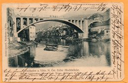 Waidhofen And Ybbs 1900 Postcard - Waidhofen An Der Ybbs