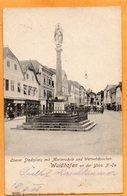 Waidhofen And Ybbs 1907 Postcard - Waidhofen An Der Ybbs