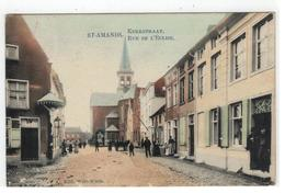 Sint-Amands  ST-AMANDS  KERKSTRAAT  RUE DE L'EGLISE - Puurs