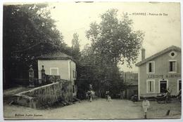 AVENUE DE DAX - POMAREZ - Sonstige Gemeinden