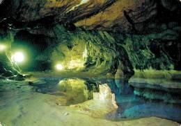 Grottes De Lombrives Ussat Les Bains Le Lac 1979  CPM Ou CPSM - France