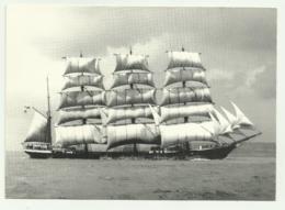 POMMERN I VETELAST1937. ALANDS SJOFARTSMUSEUM VIAGGIATA FG - Segelboote