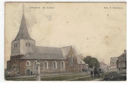 OOSTHAM  DE MARKT 1906 - Ham