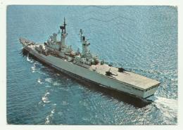 INCROCIATORE LANCIAMISSILI E PORTAELICOTTERI VITTORIO VENETO  VIAGGIATA FG - Warships
