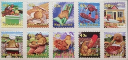 New Zealand  2000 New Zealand Popular Culture Sheet - New Zealand