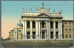 °°° Cartolina N. 139 Roma S. Giovanni In Laterano Nuova °°° - Roma (Rome)