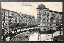 Berlin Hochbahn Skalitzerstrasse - Germany