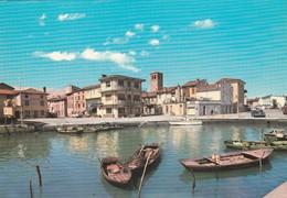 CARTOLINA - POSTCARD - UDINE - MARANO LAGUNARE - LA DARSENA - Udine