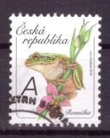 République Tchèque 2016 - Oblitéré - Grenouilles - Michel Nr. 900 Série Complète (cze026) - Oblitérés