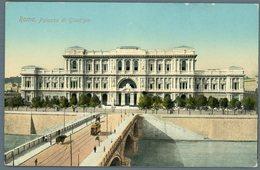 °°° Cartolina N. 141 Roma Palazzo Di Giustizia Nuova °°° - Roma (Rome)