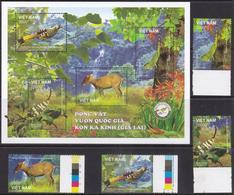 Vietnam, Fauna, Animals, Birds MNH / 2018 - Stamps