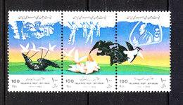 Iran  - 1992. Esilio Komeini, Soldati . Eventi 1992. Colombe Bianche. Exile Komeini, Soldiers. Events 1992. White Doves - Storia