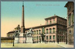°°° Cartolina N. 147 Roma Palazzo Reale Quirinale Nuova °°° - Roma (Rome)