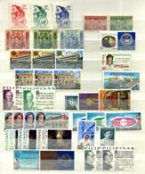 Filipinas Lote 16 Series En Nuevo - Filipinas