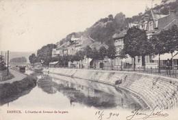 Esneux L Outhe Et Avenue De La Gare - Esneux