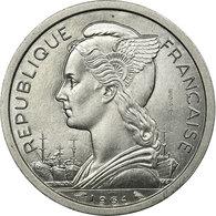 Monnaie, Comoros, 2 Francs, 1964, Paris, ESSAI, FDC, Aluminium, KM:E2 - Comoros