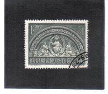 SOS796 ÖSTERREICH 1952  MICHL 977 Used / Gestempelt SIEHE ABBILDUNG - 1945-60 Gebraucht