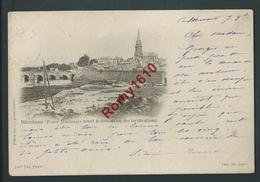 France 08. Mézières. Port Baudart Avant La Démolition Des Fortifications. Précurseur. - Charleville