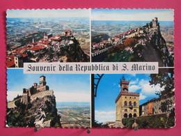 Saint Marin - Souvenir Della Repiblica Di S. Marino - 1967 - Beaux Timbres - Scans Recto-verso - Saint-Marin