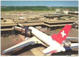 Flugzeug / Plane / Airplane / Jet / Avion / Flughafen / Aerodrom (D-A228) - Ohne Zuordnung