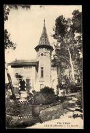 34 - CETTE - SETE - (Hérault) - La Tourelle - Villa Thais - Sete (Cette)