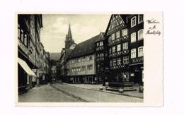Marktplatz. - Wertheim
